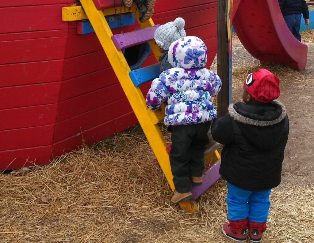 Your Child's Favorite Place: Our Playground