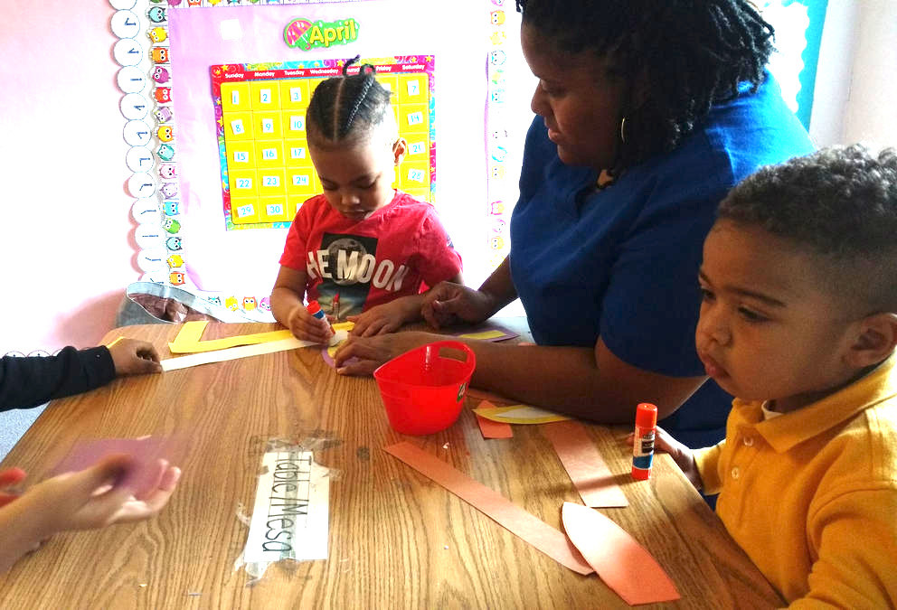 Proudly Recognized As A Top Childcare Center In The State